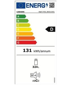 Liebherr KBef 3730-21 koelkast