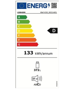 Liebherr KBef 4330-21 koelkast