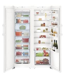 Liebherr koelkast SBS 7242-21 (SGN 3036-21 + SKef 4260-21)