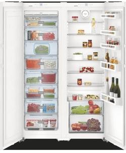 Liebherr koelkast SBS 7242-22 (SGN 3036-22+SK 4260-22)