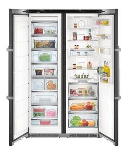 Liebherr koelkast SBSbs 8683-20 (SGNbs 4385-20+SKBbs 4370-20)