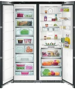 Liebherr koelkast SBSbs 8683-21 (SGNbs 4385-21+SKBbs 4370-21)