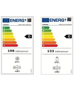 Liebherr SBSbs 8683-21 (SGNbs 4385-21+SKBbs 4370-21) koelkast