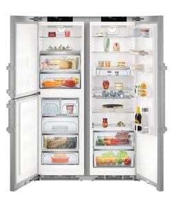 Liebherr koelkast SBSes 8483-20 (SBNes 4285-20 + SKes 4370-20)