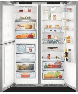 Liebherr koelkast SBSes 8483-21 (SBNes 4285-21+SKes 4370-21)
