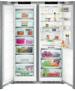 Liebherr koelkast SBSes 8773-21 (SGNes 4375-21+SKBes 4370-21)