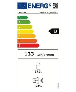 Liebherr SKBes 4380-21 koelkast