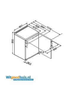 Liebherr TP 1760-22 Premium koelkast