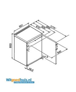 Liebherr TP1724-21 Comfort koelkast