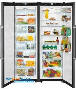Liebherr koelkast amerikaans SBSbs 7263-20 Premium