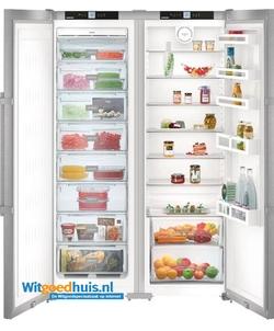 Liebherr koelkast amerikaans SBSef 7242-20 Comfort