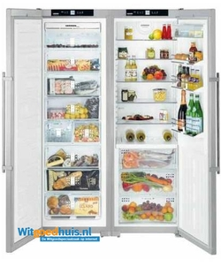 Liebherr koelkast amerikaans SBSes 7263-24 Premium