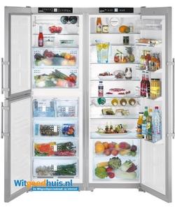 Liebherr koelkast amerikaans SBSes 7353-25 Premium