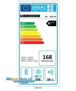 Liebherr GN 4335-20 vrieskast