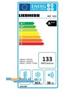 Liebherr GNP 4155-20 Premium vrieskast