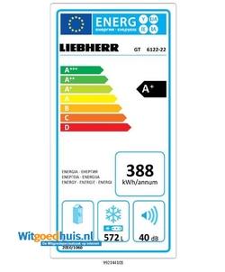 Liebherr GT 6122-22 vrieskast