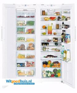 Liebherr koelkast amerikaans SBS 7252-24 Premium
