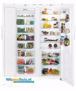 Liebherr koelkast amerikaans SBS 7253-24 Premium
