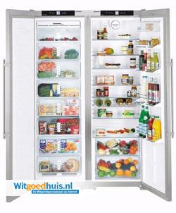 Liebherr koelkast amerikaans SBSes 7252-24 Premium