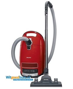 Miele stofzuiger Complete C3 Red EcoLine Plus