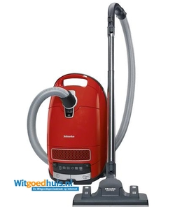 Miele stofzuiger Complete C3 Red