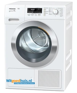 Miele wasdroger TKR 450 WP Steamfinish XL