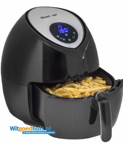 MontAna keukenmachine MF-299 XL Master Fryer Ceramic