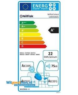 Nilfisk Select WCL13P08A1 HFN stofzuiger