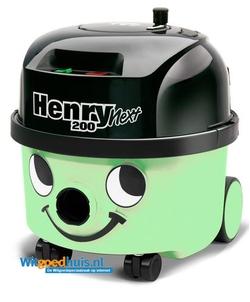 Numatic stofzuiger HVN-205-11 Henry Next