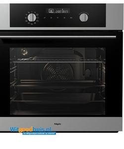 Pelgrim inbouw oven OVM516RVS
