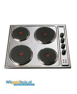 Pelgrim inbouw kookplaat EKB550RVS