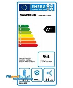 Samsung BRR16R121WW inbouw koelkast