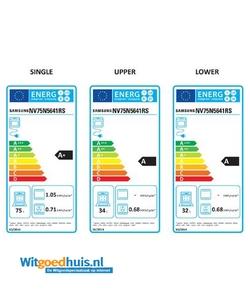 Samsung NV75N5641RS/EF Dual Cook Flex inbouw oven