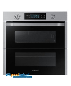 Samsung inbouw oven NV75N5671RS/EF Dual Cook Flex