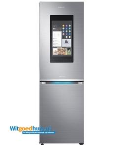 Samsung koel vriescombinatie RB38M7998S4/EF - Family Hub