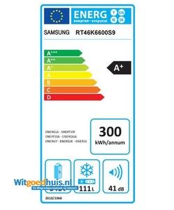 Samsung RT46K6600S9/EF koel / vriescombinatie