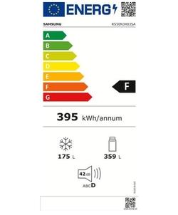 Samsung RS50N3403SA/EF Amerikaanse koelkast