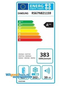Samsung RS67N8211S9/EF Amerikaanse koelkast