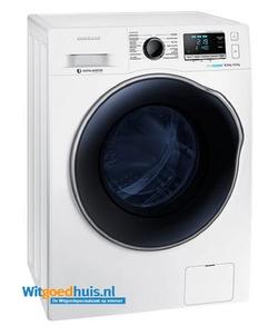 Samsung was-droogcombinatie WD80J6400AW/EN