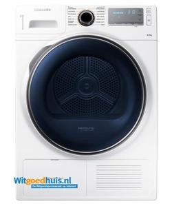 Samsung wasdroger DV80H8100HW/EN