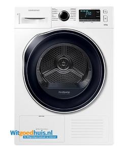 Samsung wasdroger DV80K6010CW/EN