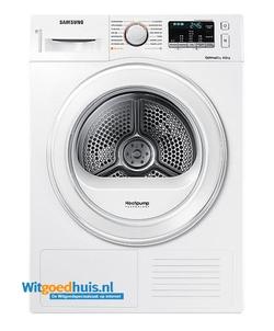 Samsung wasdroger DV80M5010IW/EN
