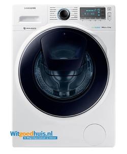 Samsung wasmachine WW80K7605OW/EN