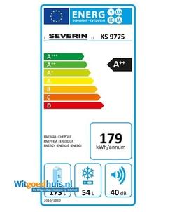 Severin KS9775 koelkast
