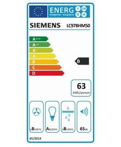Siemens LC97BHM50 afzuigkap