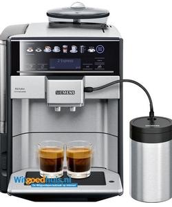 Siemens espressomachine TE657F03DE EQ.6 Extra Klasse