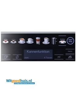 Siemens TE657F03DE EQ.6 Extra Klasse espressomachine