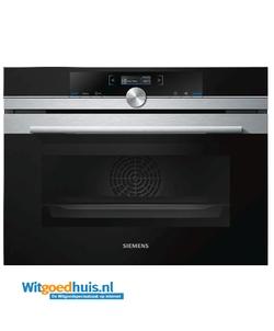 Siemens inbouw oven CB635GBS1 iQ700