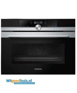 Siemens inbouw oven CB635GBS3 iQ700