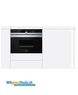Siemens CD634GBS1 iQ700 inbouw oven